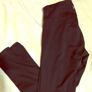 Old Navy active compression leggings